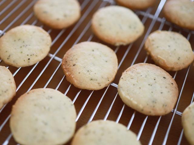 簡単シンプル紅茶のアイスボックスクッキー07