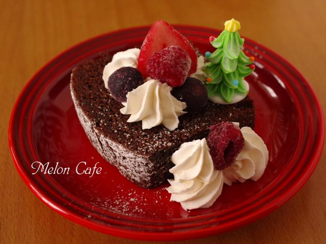 ホットケーキミックスで超簡単チョコレートパウンド