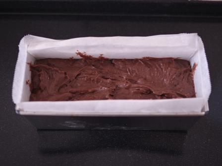 チョコバナナのバニラパウンドケーキ06