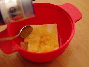 アップルパイtukuruのレンジケーキ04
