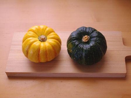ハロウィンかぼちゃのまるごとクリームチーズケーキ02