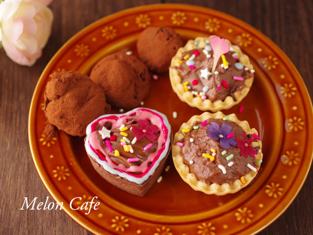 お菓子作り教室チョコレートガナッシュのタルト04