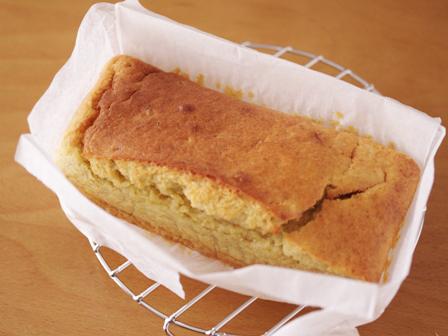 ホットケーキミックスで簡単ほくほく里芋ケーキ07