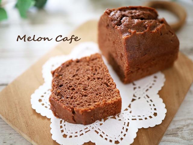 HMと板チョコで簡単チョコレートケーキ_002.JPG