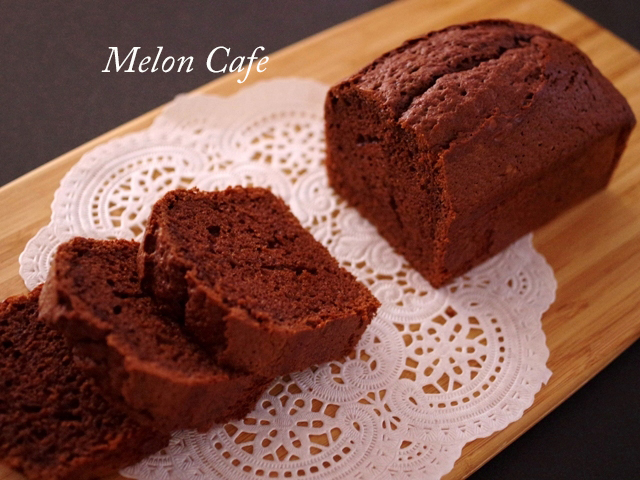 ホットケーキミックスの本格チョコレートケーキ00