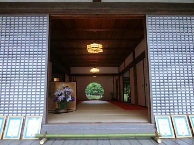 北鎌倉明月院あじさい寺EX-ZR4100m4