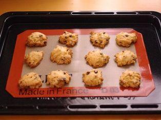 チョコとクルミの簡単さくさくクッキー06