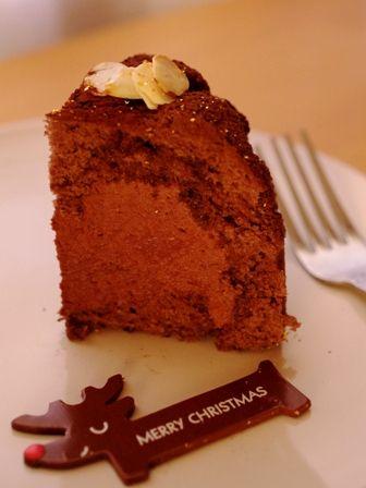 ガナッシュチョコレートでつくるオトナのとろけるドームケーキ00