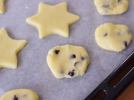 森にたたずむサンタのヘクセンハウスクリスマスツリークッキーとミニハウス09