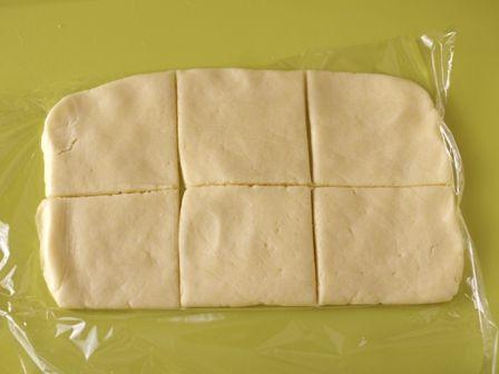 ホットケーキミックスで簡単デニッシュパンりんごシナモン04