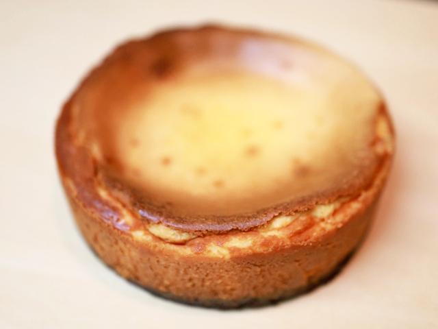 HMで簡単濃厚チーズケーキ07