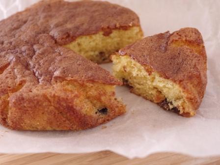 ホットケーキミックスでふんわり簡単おやつケーキ05