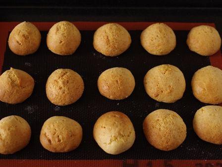 ホットケーキミックスで作るミニ菓子パン02