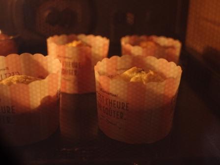 ホワイトチョコ入り紅茶カップケーキ04