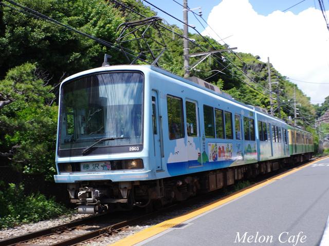 鎌倉のあじさい散策と江ノ電13