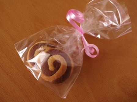ホットケーキミックスでつくる簡単2色デコクッキー09