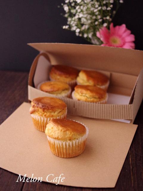バナナマフィン簡単ホットケーキミックス使用バターなし09