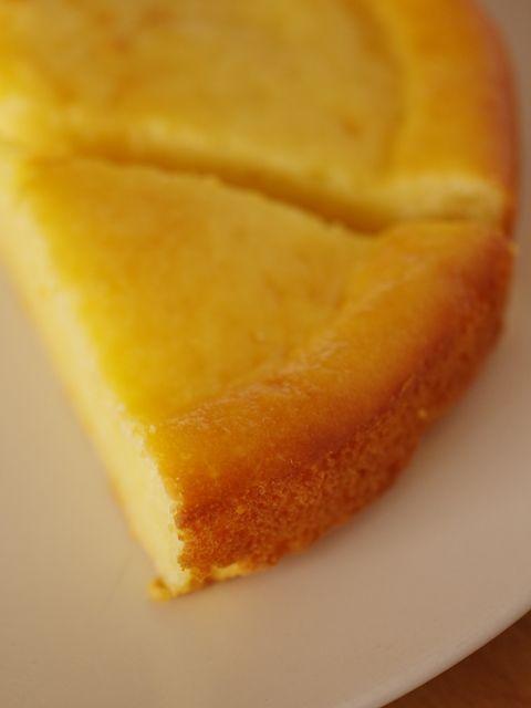 ホットケーキミックスとヨーグルトで、クリームチーズ節約ベイクドチーズケーキ00