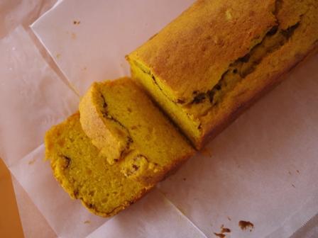 ホットケーキミックスでカボチャパウンドケーキ08