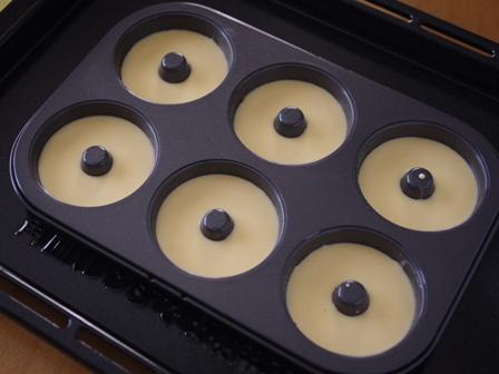 ホットケーキミックスと白玉粉でもちふわ焼きドーナツ03