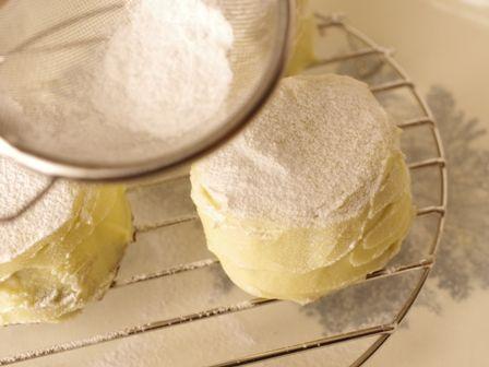 ホットケーキミックスで作る白いガトーショコラ15