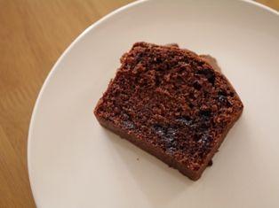 おたんじょうびのケーキ(チョコレートパウンド)09