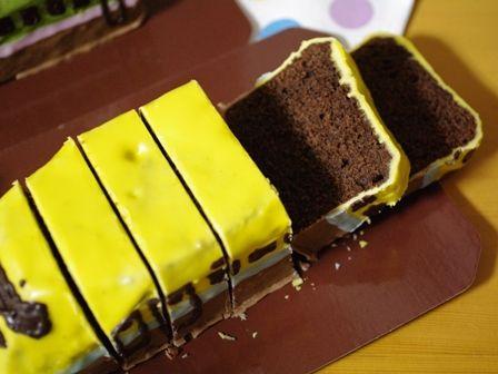 ドクターイエローのパウンドケーキ00