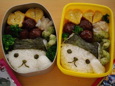 OH!くんのお弁当