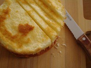 2種類のチーズでズコット風ケーキ03