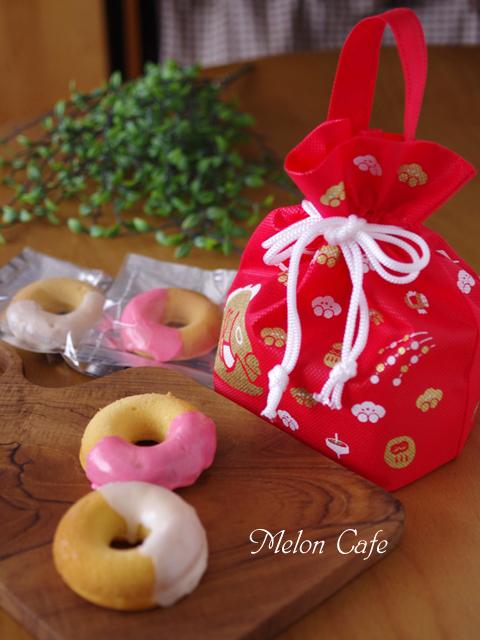 ホットケーキミックスと白玉粉でもちふわ焼きドーナツ