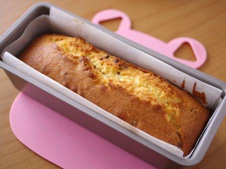 クランベリーのパウンド味わい深い簡単ケーキ05