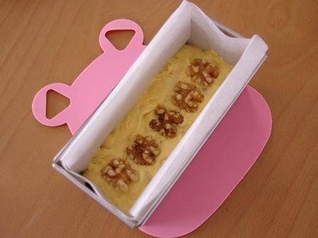 くるみたっぷり蜂蜜パウンドケーキ07