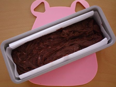 パウンドケーキで簡単ブッシュドノエル04