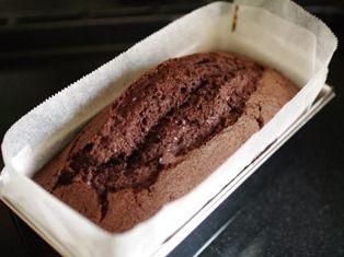 ダブルショコラのパウンドケーキ05