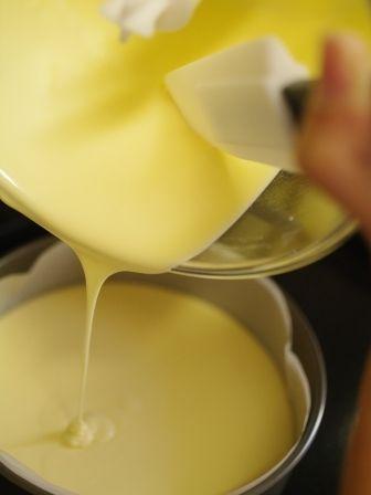 ベイクドチーズケーキ02