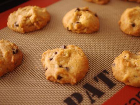 ホットケーキミックスでつくる簡単アメリカンクッキーくるみ入り05