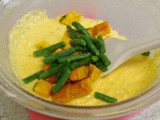 野菜のケークサレ01