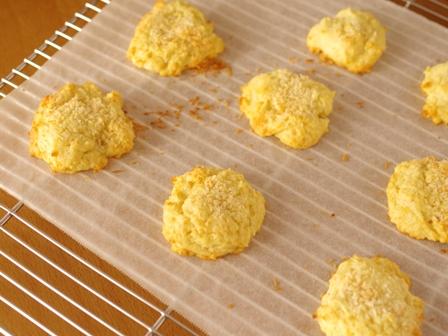 ホットケーキミックスで簡単おいもクッキーふわふわ04