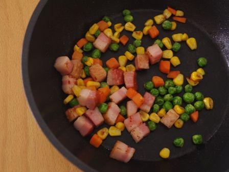 おつまみレシピ豆腐みその彩りカナッペ01