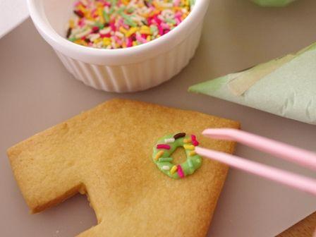 クリスマスのヘクセンハウスお菓子の家2014meloncafe03