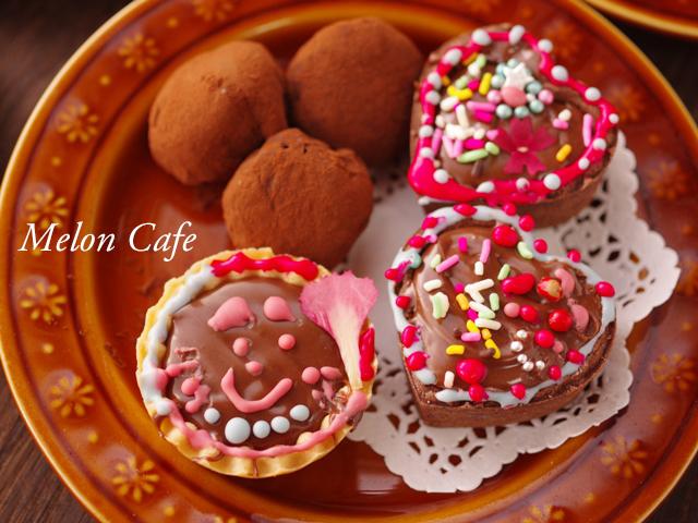 お菓子作り教室チョコレートガナッシュのタルト03