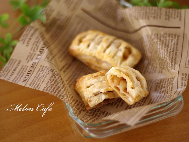 アップルパイどうしても食べたくて超簡単レシピ