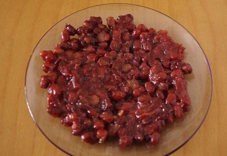 レンジで超簡単桜餅01