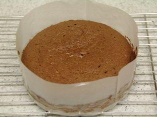 チョコレートケーキ02