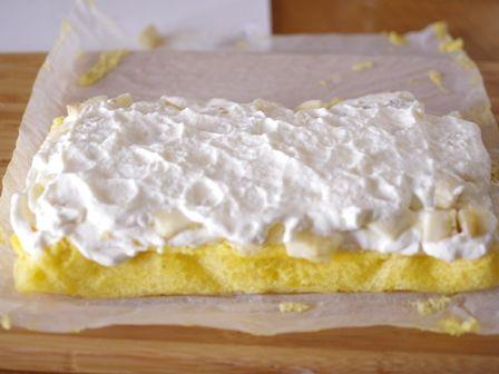 ホットケーキミックスで作るレンジで簡単バナナケーキ05