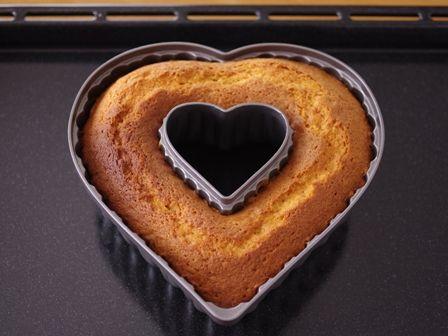 ホットケーキミックスで作る焼きヨーグルトケーキ03