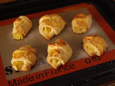 ホットケーキミックスで簡単ちょこっとおかずパン焼き芋とかぼちゃ04