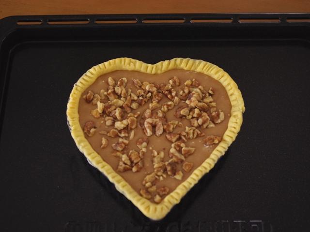 ルビーチョコレートのタウニーでバレンタイン05