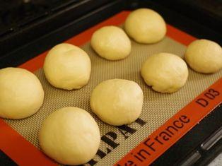 カボチャのおかずパン☆野菜のパン・ハロウィンにも01