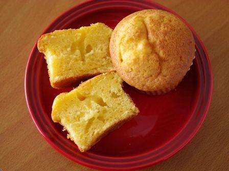 ホットケーキミックスで作るマスカルポーネチーズのカップケーキ06